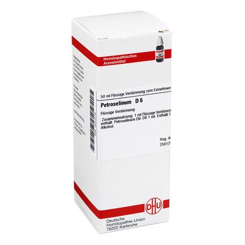 PETROSELINUM D 6 Dilution 50 Milliliter N1