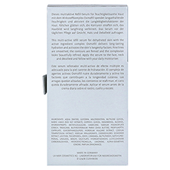 LA MER Ultra Hydro Booster Multi Effect Serum 30 Milliliter - Rückseite