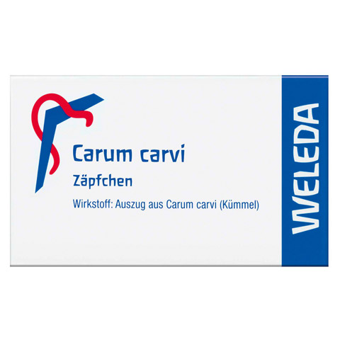 CARUM carvi Suppositorien 10 Stück N1
