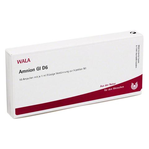 AMNION GL D 6 Ampullen 10x1 Milliliter N1
