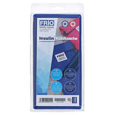 Frio Kühltasche Doppel 1 Stück