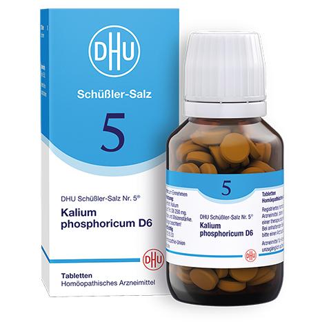 BIOCHEMIE DHU 5 Kalium phosphoricum D 6 Tabletten 200 St�ck N2