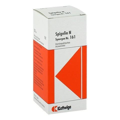 SYNERGON KOMPLEX 161 Spigelia N Tropfen 50 Milliliter N1