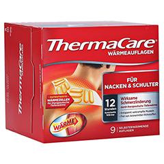 THERMACARE Nacken/Schulter Auflagen z.Schmerzlind. 9 Stück
