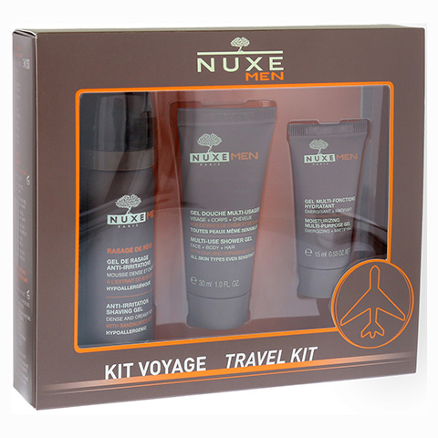 NUXE Trousse Voyage Men 1 Packung