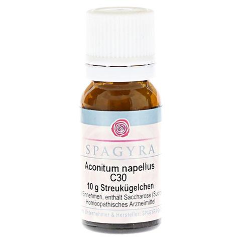 ACONITUM NAPELLUS C 30 Globuli 10 Gramm