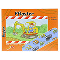 KINDERPFLASTER Bagger Briefchen 10 St�ck