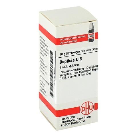 BAPTISIA D 6 Globuli 10 Gramm N1
