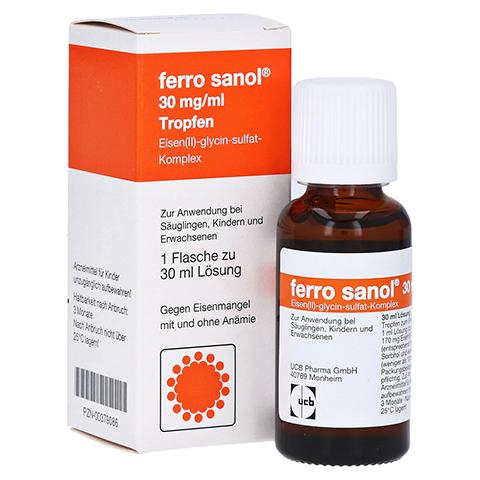 Ferro sanol 30mg/ml 30 Milliliter N1