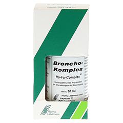 BRONCHO KOMPLEX Ho-Fu-Complex Tropfen 50 Milliliter N1 - Vorderseite