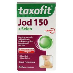 TAXOFIT Jod Depot Tabletten 60 St�ck - Vorderseite