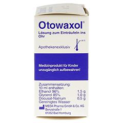 OTOWAXOL Lösung 10 Milliliter - Rechte Seite