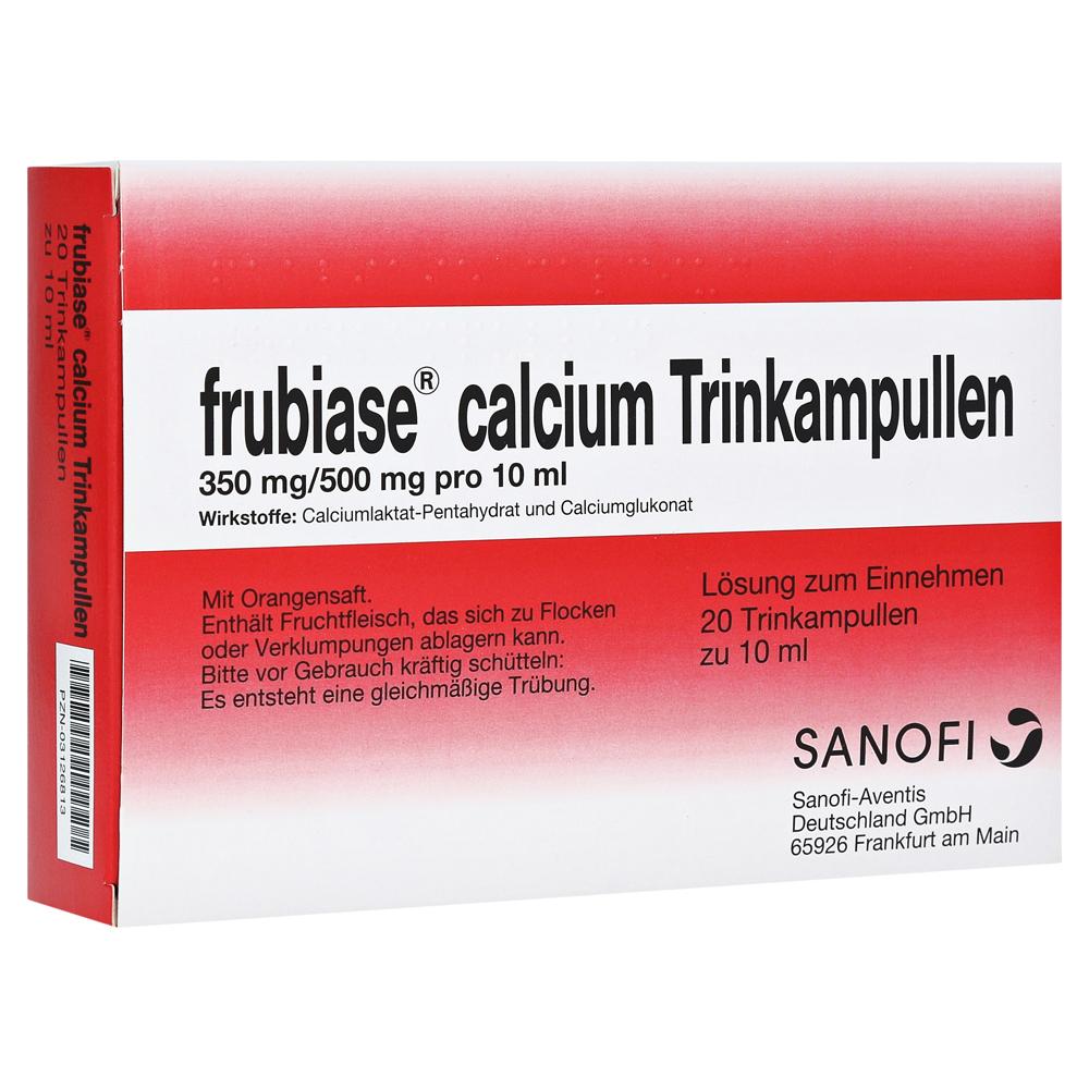 frubiase calcium t trinkampullen 20 st ck n1 online. Black Bedroom Furniture Sets. Home Design Ideas