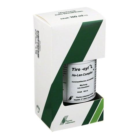 TIRO CYL L Ho-Len-Complex Tropfen 100 Milliliter N2