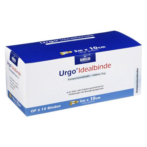 URGO IDEALBINDEN 10 cmx5 m 10 Stück