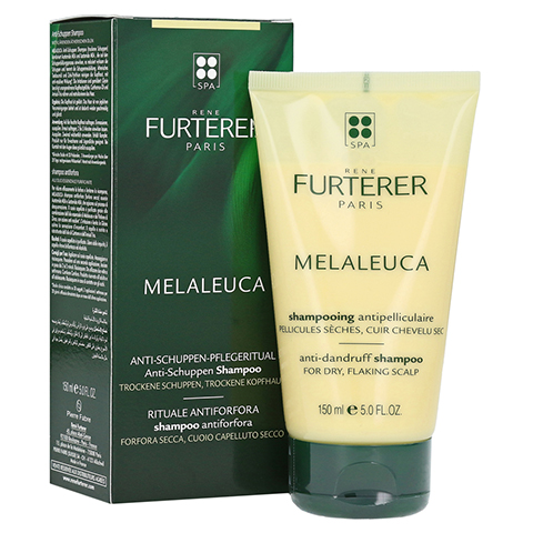 FURTERER Melaleuca Antischuppen Shampoo tr.Sch. 150 Milliliter