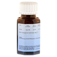 NATURAFIT Calcium 1.000 Kapseln 60 Stück - Rückseite