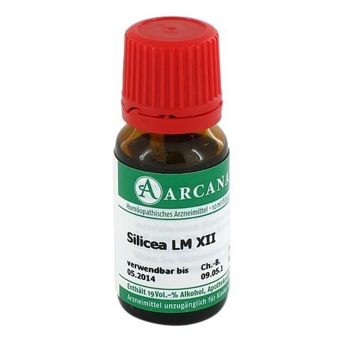 SILICEA Arcana LM 12 Dilution 10 Milliliter N1