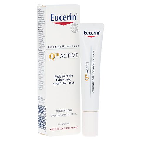 EUCERIN EGH Q10 Active Augencreme 15 Milliliter