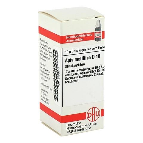 APIS MELLIFICA D 10 Globuli 10 Gramm N1
