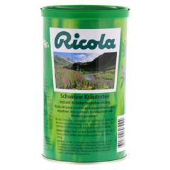 RICOLA Tee Kräuter 200 Gramm - Rückseite