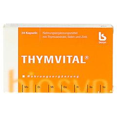 THYMVITAL Kapseln 30 St�ck - Vorderseite