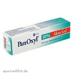 PANOXYL 10 Akne Gel 40 Gramm N2 online bestellen - medpex