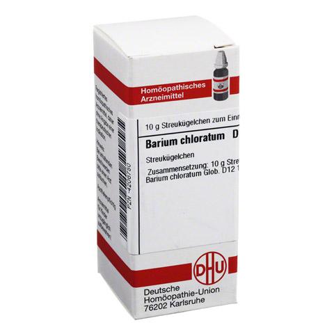 BARIUM CHLORATUM D 12 Globuli 10 Gramm N1