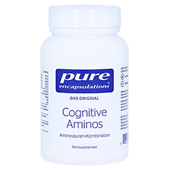 PURE ENCAPSULATIONS Cognitive Aminos Kapseln 60 Stück