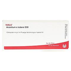 ACONITUM E tubere D 30 Ampullen 10x1 Milliliter N1 - Vorderseite