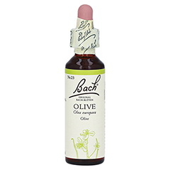 BACHBLÜTEN Olive Tropfen 20 Milliliter