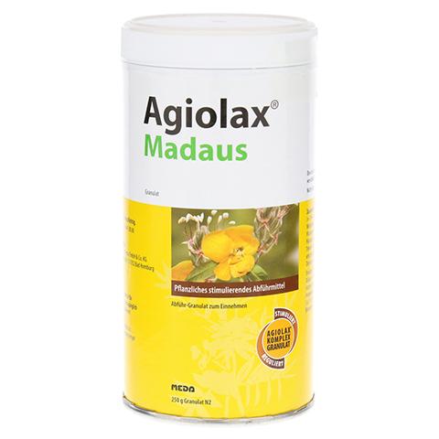 Agiolax Madaus 250 Gramm N2