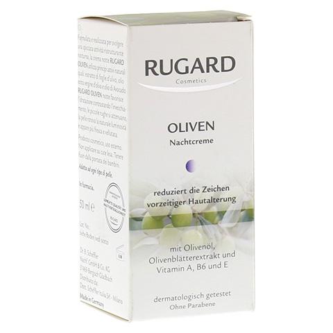 RUGARD Oliven Nachtcreme 50 Milliliter