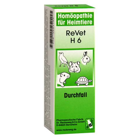REVET H 6 Globuli f.Heimtiere 10 Gramm