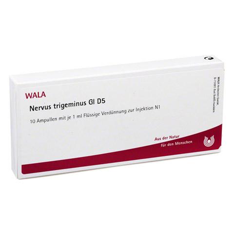 NERVUS TRIGEMINUS GL D 5 Ampullen 10x1 Milliliter N1