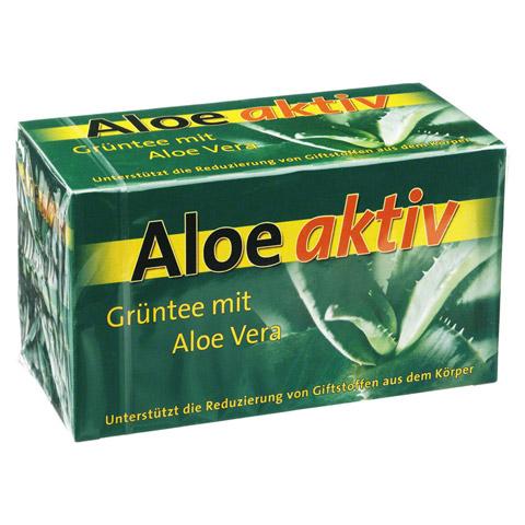 ALOE AKTIV Vitaltee Filterbeutel 20 St�ck