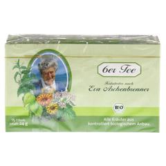 6ER Tee nach Eva Aschenbrenner Filterbeutel 15x1.6 Gramm - Vorderseite