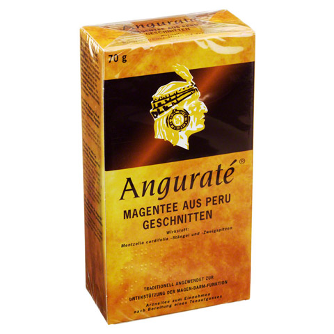 Angurate Magentee aus Peru 70 Gramm