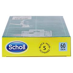 SCHOLL Light LEGS Strumpfhose 60den S schwarz 1 Stück - Oberseite