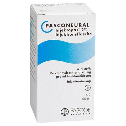 PASCONEURAL Injektopas 2% Injektionsflaschen 50 Milliliter N2