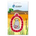 MIRADENT Kinder-Lernzahnb�rste Infant-O-Brush rot 1 St�ck