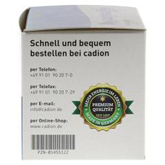CADION Magnesium Mg Granulat Beutel 50x6.25 Gramm - Rechte Seite