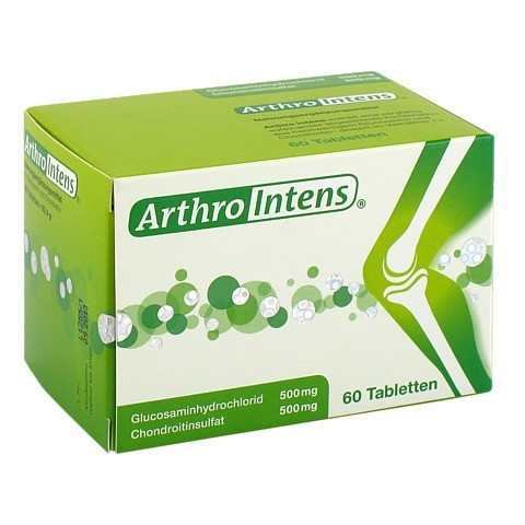 ARTHRO INTENS Tabletten 60 St�ck
