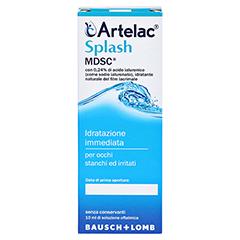 ARTELAC Splash MDO Augentropfen 1x10 Milliliter - Rückseite