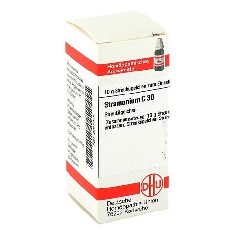 STRAMONIUM C 30 Globuli 10 Gramm N1