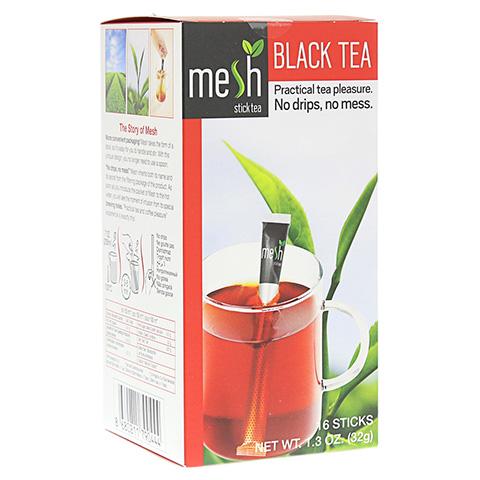 MESH stick schwarzer Tee 16 St�ck