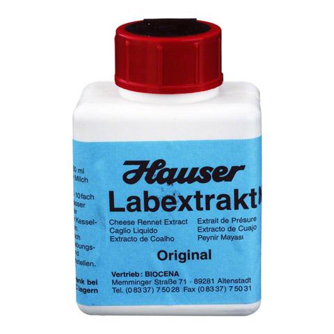 HAUSER Labextrakt Original 1:10.000 125 Gramm