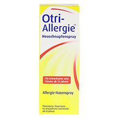 OTRI-Allergie Heuschnupfenspray 10 Milliliter N1 - Rückseite