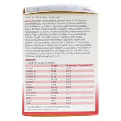 AUGENNAHRUNG Tabletten 60 St�ck - Linke Seite