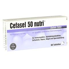 CEFASEL 50 nutri Selen-Tabs 60 St�ck
